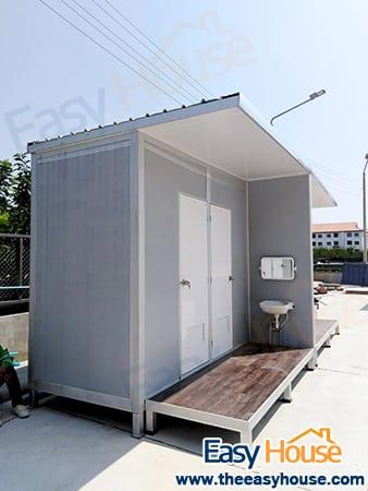 ห้องน้ำน็อคดาวน์ สำเร็จรูป