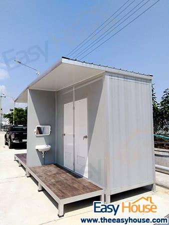 ห้องน้ำเคลื่อนที่สำเร็จรูป TL05